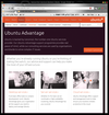 Figure 1: Ubuntu Advantage offers clear-cut, commercial support for Ubuntu.
