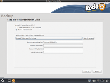 how to use redo backup and recovery