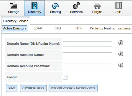 FreeNAS and Active Directory » ADMIN Magazine