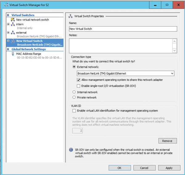 Hyper-V Virtual Networks » ADMIN Magazine