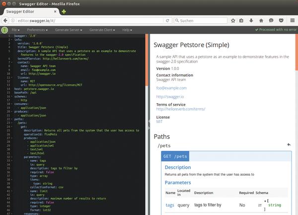 Swagger API » ADMIN Magazine