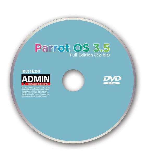 On the DVD » ADMIN Magazine
