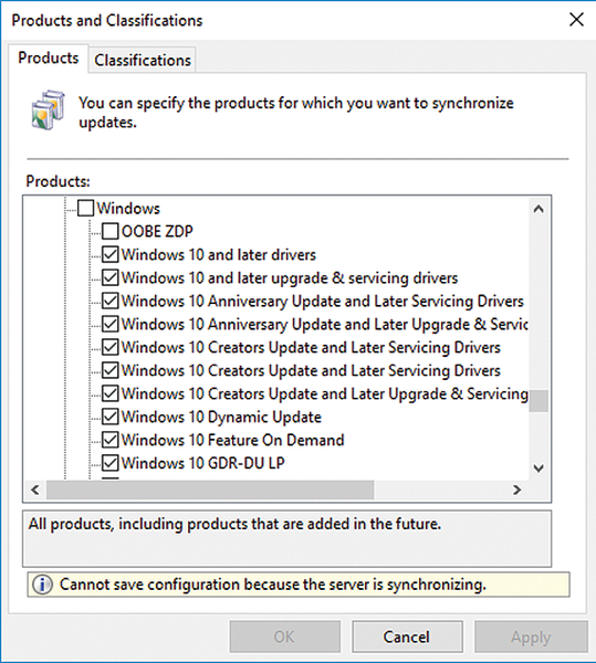 Win 10 Updates in WSUS » ADMIN Magazine