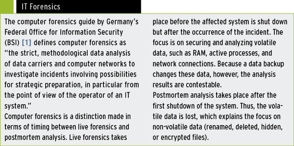 Data Archeology » ADMIN Magazine