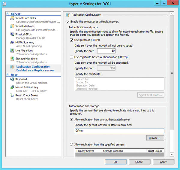 Hyper-V 3 0 in Windows Server 2012 » ADMIN Magazine
