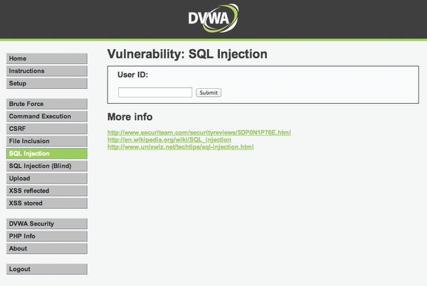 Discovering SQL Injection Vulnerabilities » ADMIN Magazine