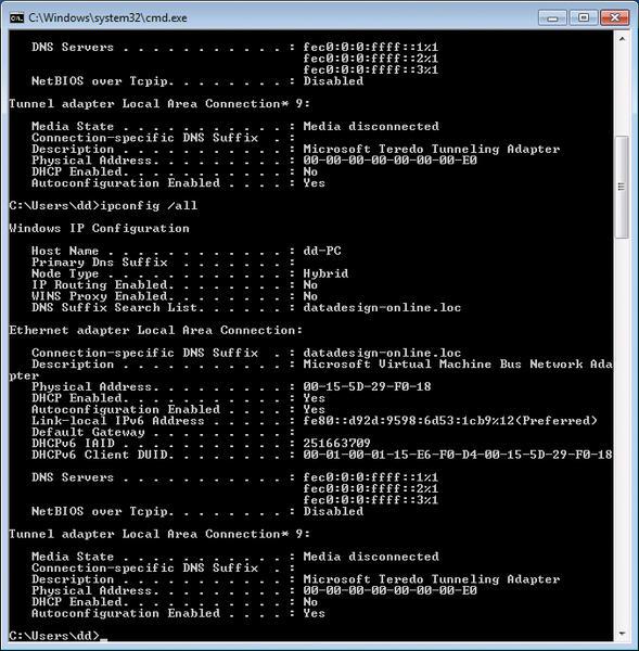 Autoconfiguring IPv6 Clients » ADMIN Magazine