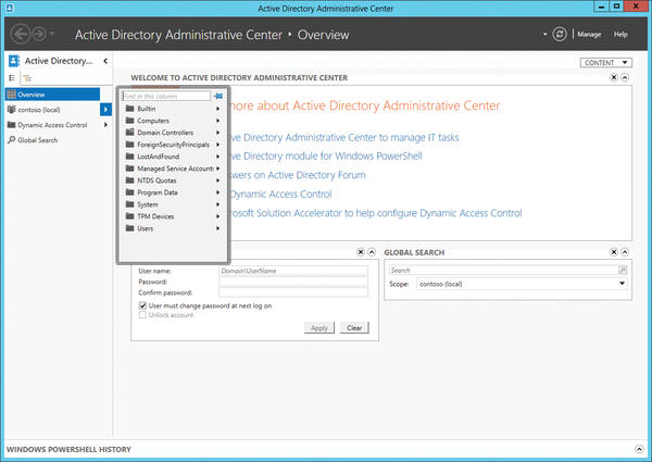 Better Active Directory with Windows Server 2012 » ADMIN